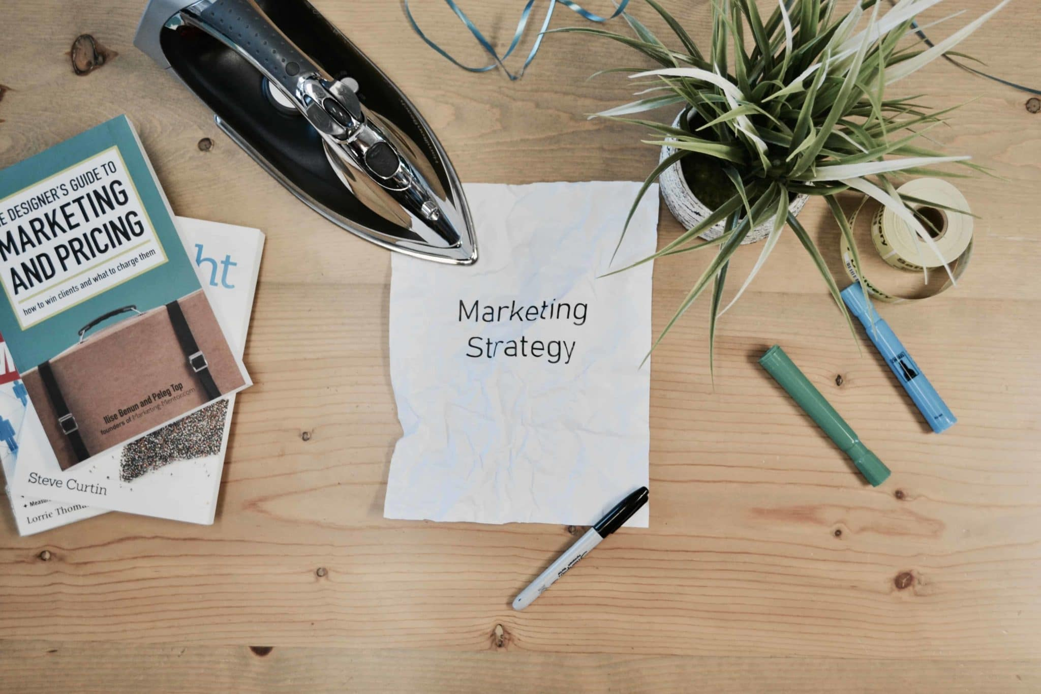 Online Marketing strategy 1
