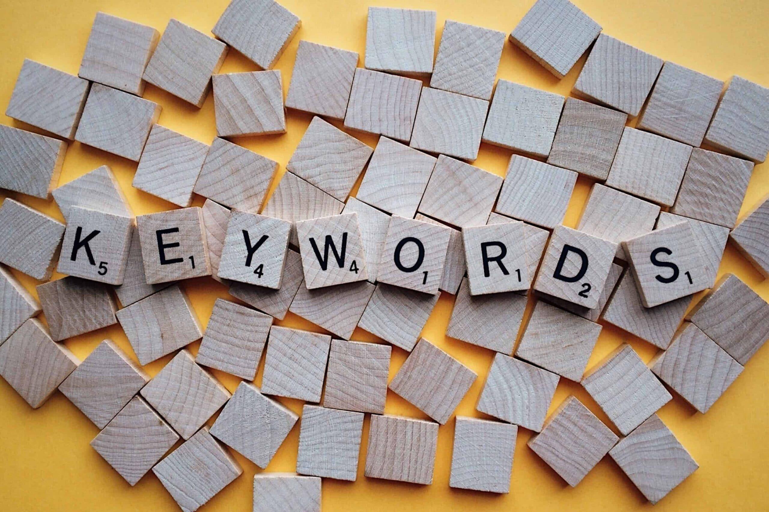canibalizarea cuvintelor cheie