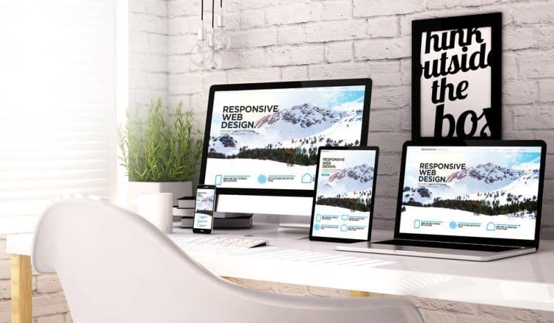 responsive web design 2020