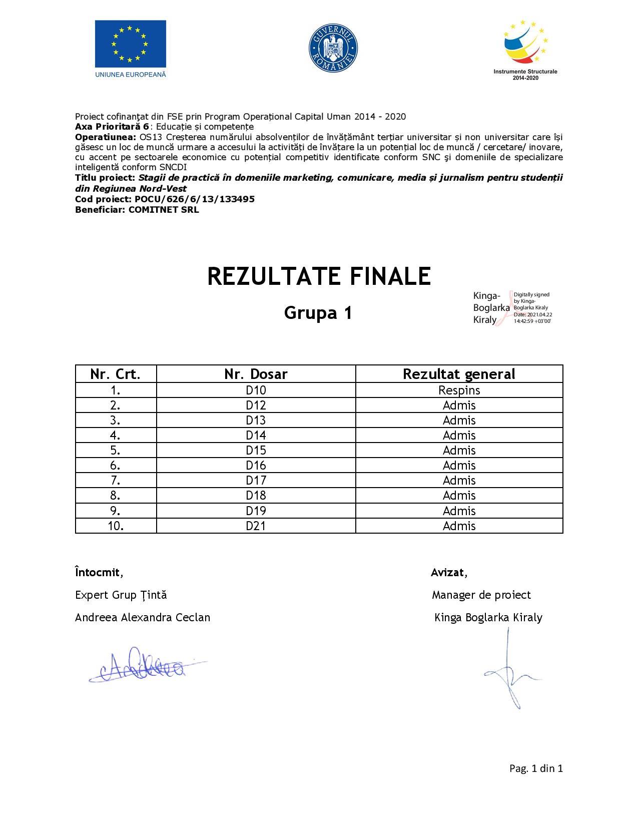 [Stagii de Practică SEO 365] Rezultate finale - Grupa I (1)-page-001