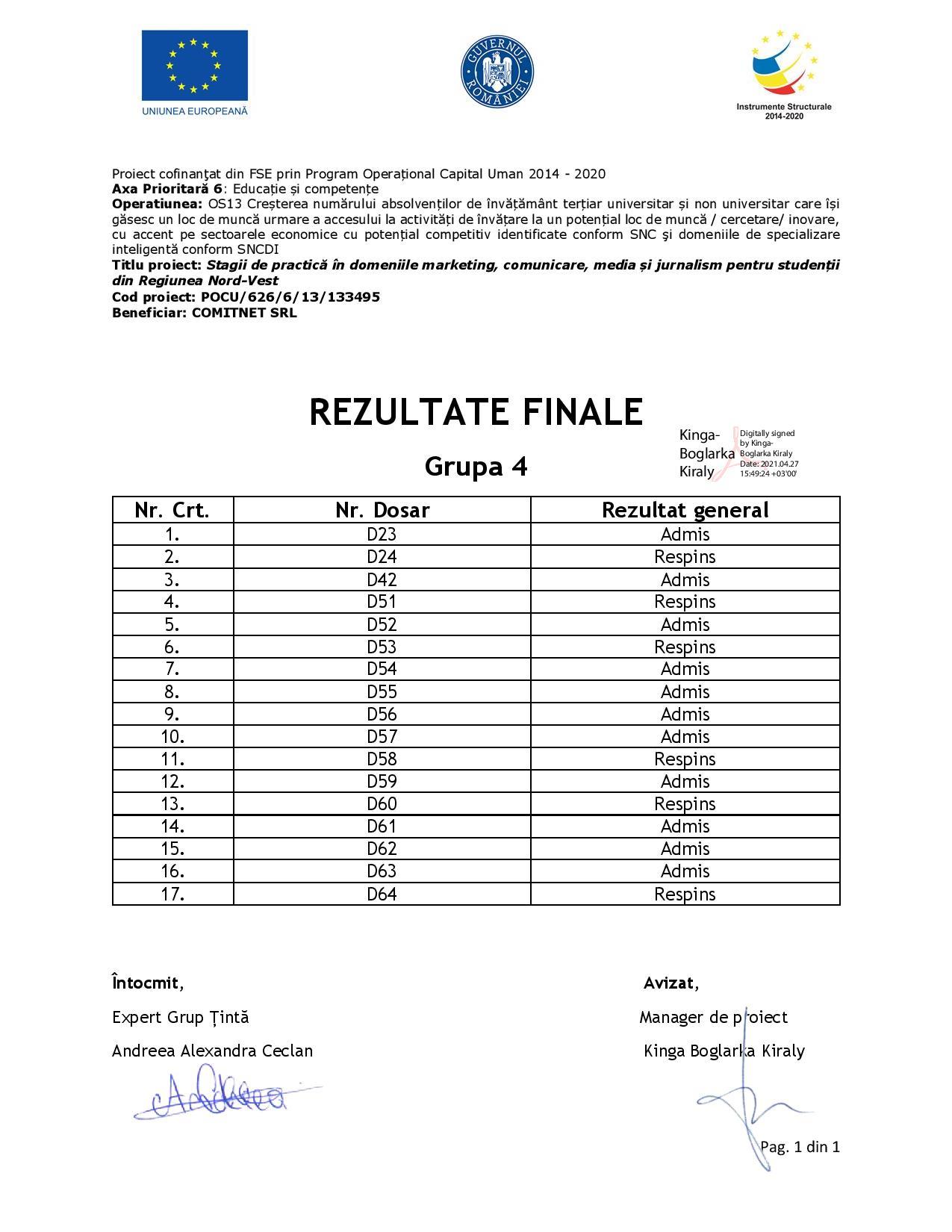 [Stagii de Practică SEO 365] Rezultate finale - Grupa IV-page-001