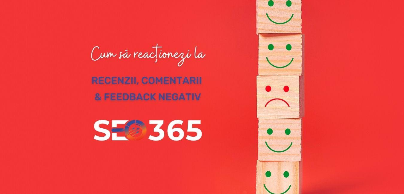 Recenzii - Feedback Negativ