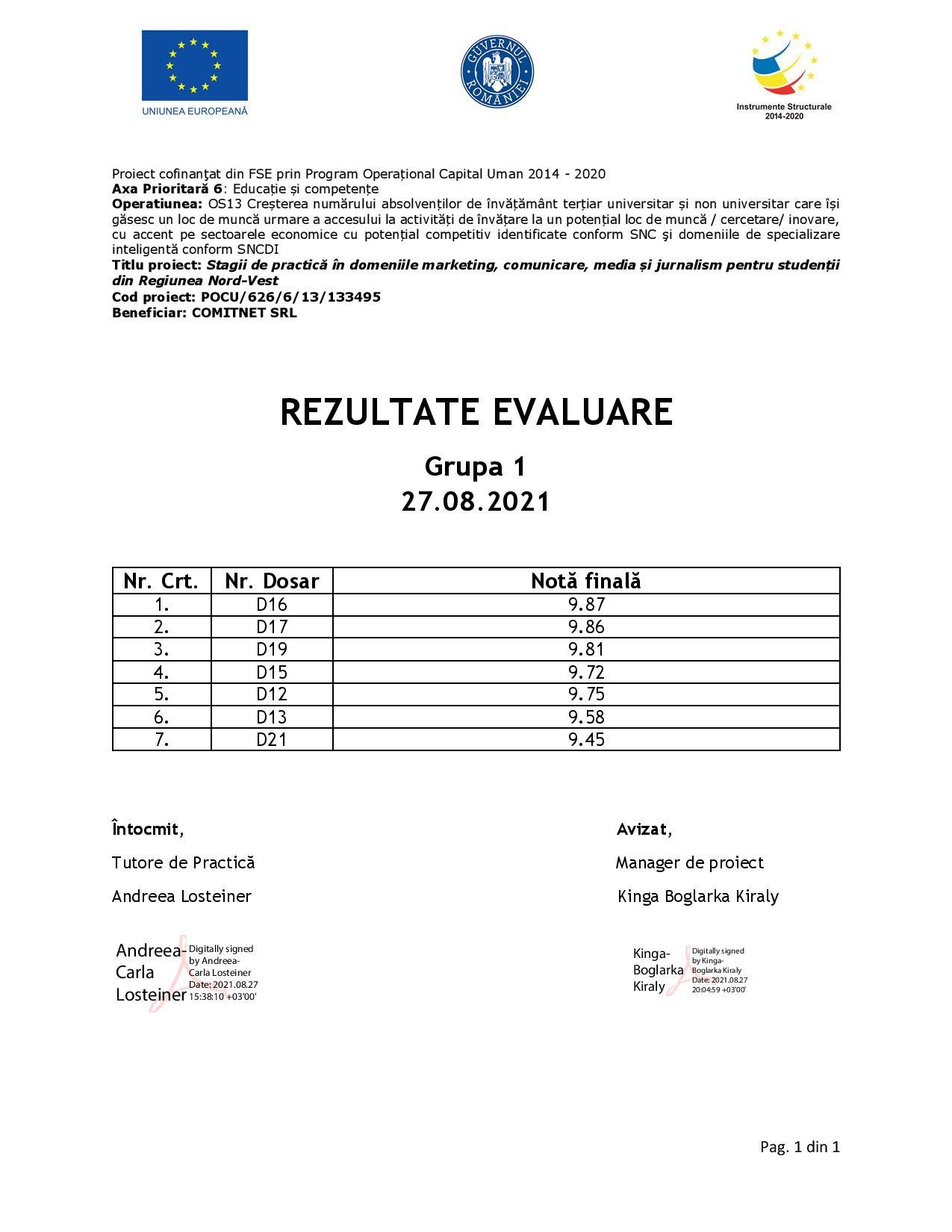 [Stagii de Practică SEO 365] Rezultate evaluare - Gr. I-page-001
