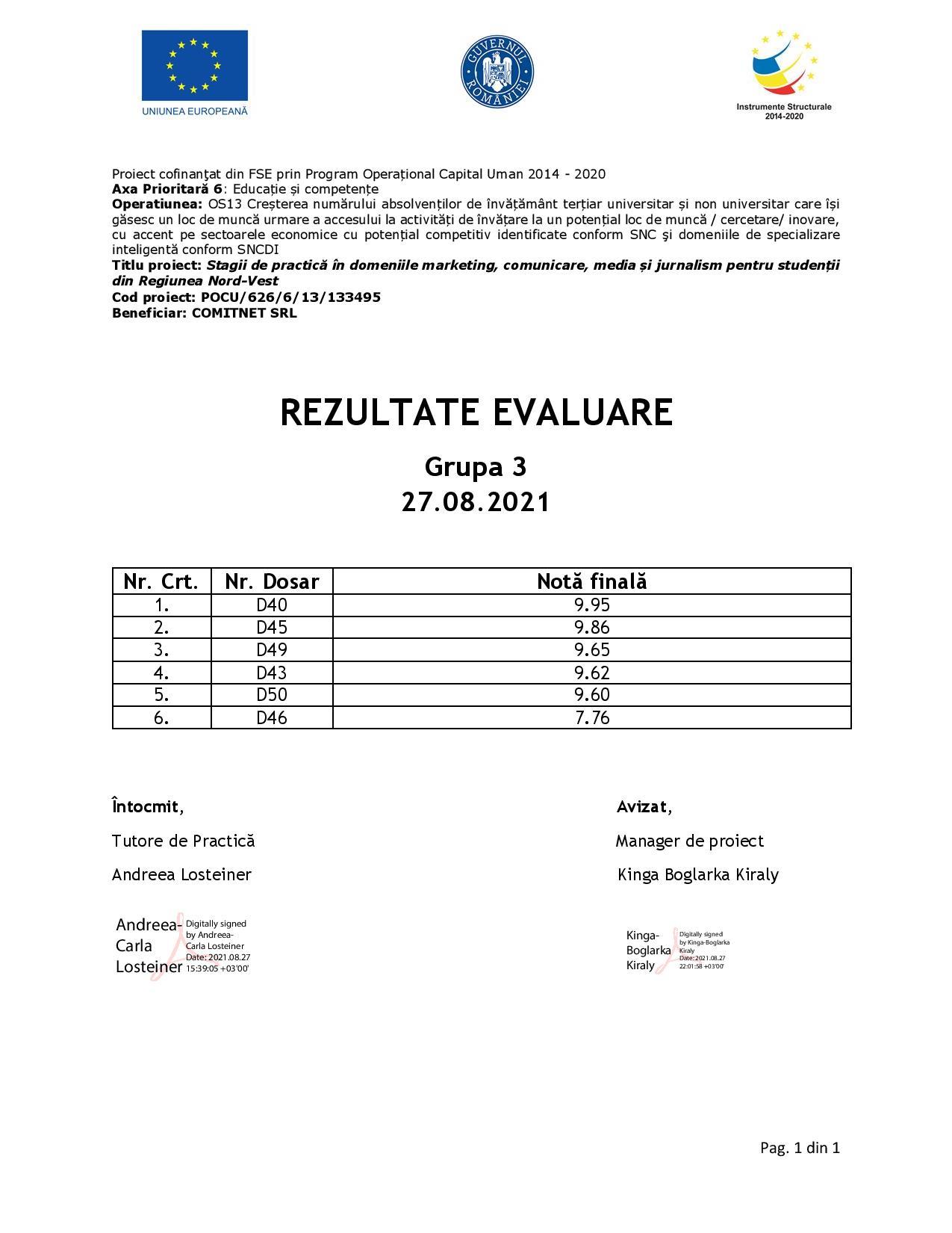 [Stagii de Practică SEO 365] Rezultate evaluare - Gr. III-page-001