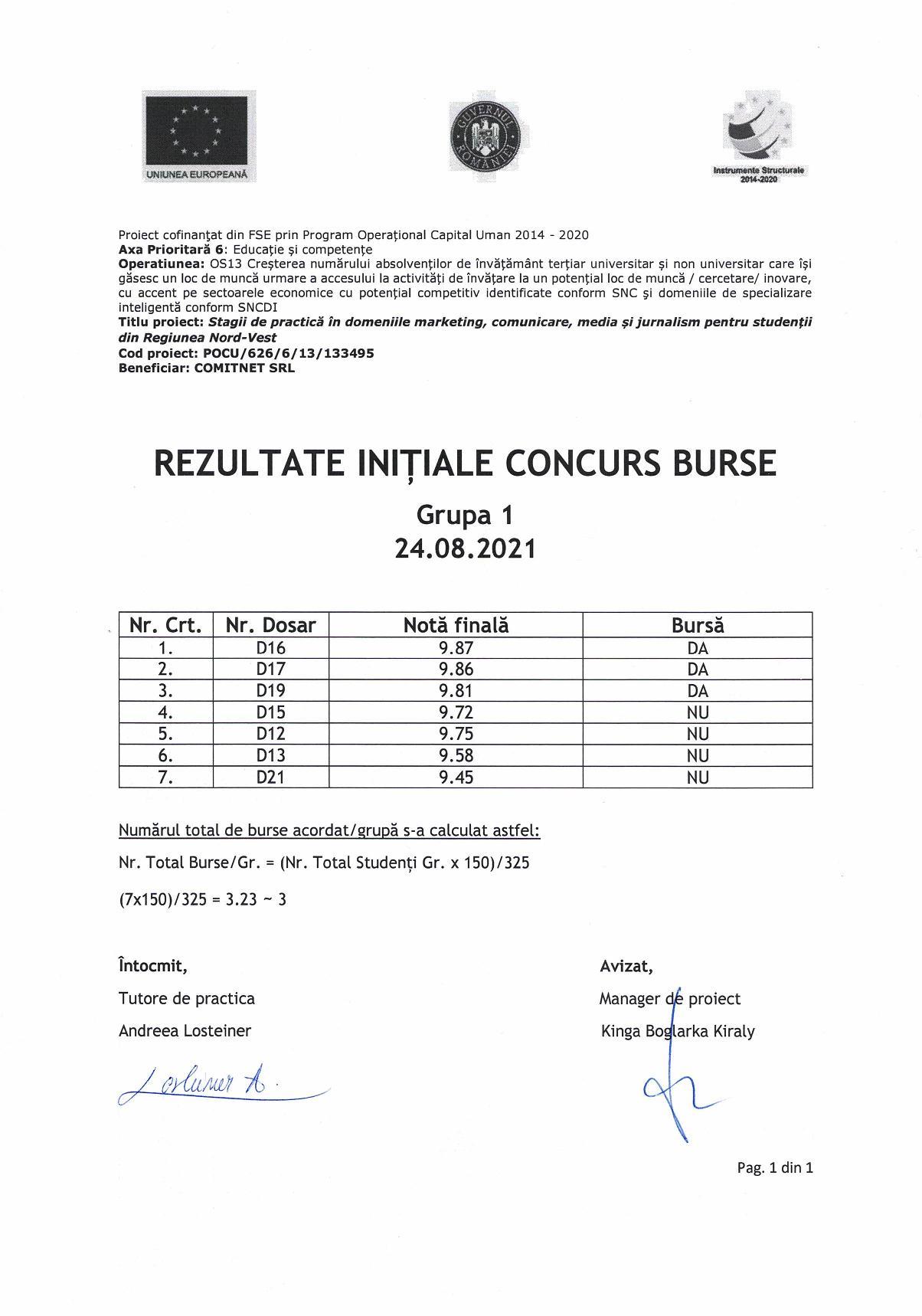 Rezultate initiale burse - gr. 1-page-001